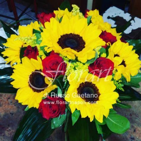 fiori stagione bouquet assortito di fiori di stagione consegna fiori napoli
