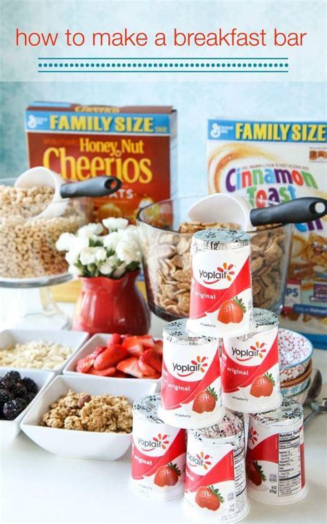 how to make breakfast diy breakfast buffet 171 momadvice