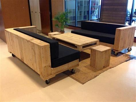 Furniture Made With Pallets by Wooden Furniture Ideas With Pallets Upcycle