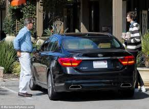 Brosnan Car by Brosnan Spends Time With In Malibu On