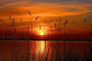 Die Schönsten Tapeten : die sch nsten sonnenunterg nge an der nordsee strand baden beach sommer sonne sun ~ Markanthonyermac.com Haus und Dekorationen