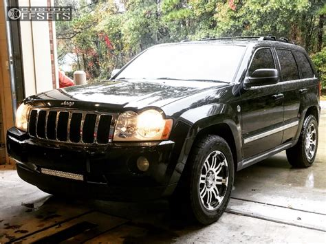 2007 Jeep Grand Cherokee Vision Warrior Stock Stock