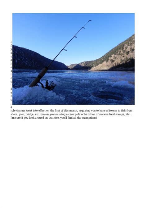 license fishing florida much