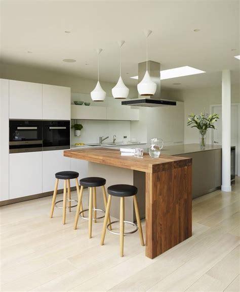 ideas  diseno de desayunadores islas  barras  la cocina decoracion de interiores
