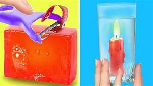 30 geniales manualidades con jabón y velas ideas en 5