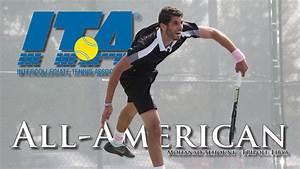 Mohanad Alhouni Recognized As ITA Men's Tennis All ...