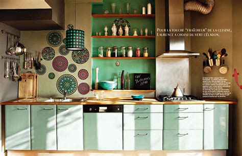 Wallpaper Kitchen Backsplash Ideas - 25 ethnic home decor ideas inspirationseek com