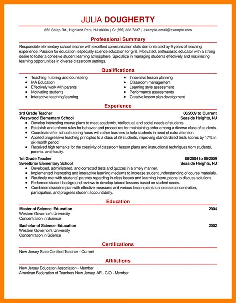professional resume template reference letter