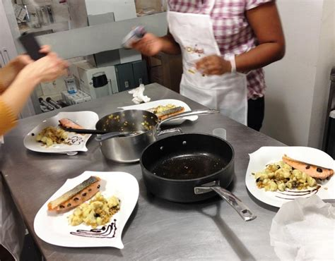 cour de cuisine nantes un cours de cuisine à l 39 atelier des chefs nantaise fr