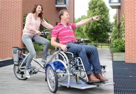 v 233 lo triporteur fauteuil roulant