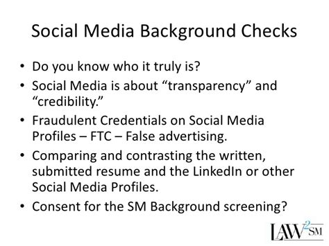Falsifying Credentials Resume by Social Media And Employment Issues