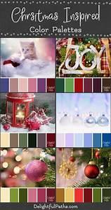 Christmas Color Palettes