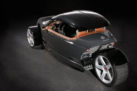 Vanderhall Laguna Three Wheel Roadster Built In Utah