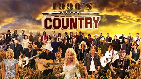 Best Classic Country Songs Of 90s  Greatest 90s Country