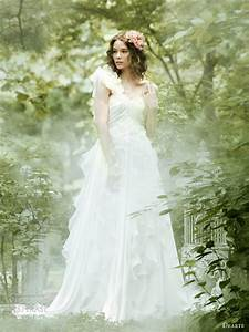 romantic wedding dresses by dearte wedding inspirasi With wedding dress for garden wedding
