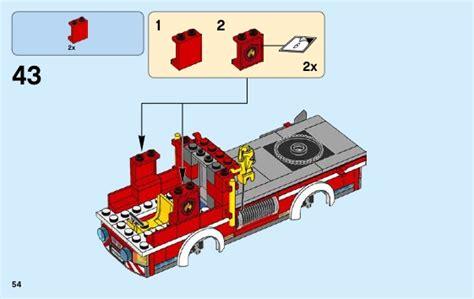 Lego Ladder Fire Truck Stlfamilylife