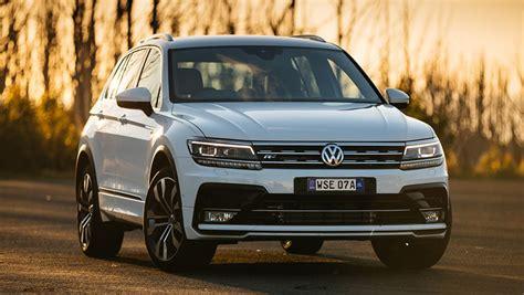 Volkswagen Tiguan 2019 Pricing And Spec Confirmed Car