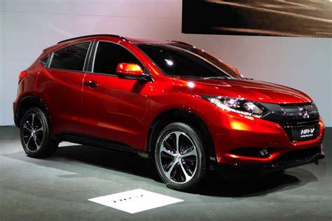 New Honda Hr-v Suv In Paris