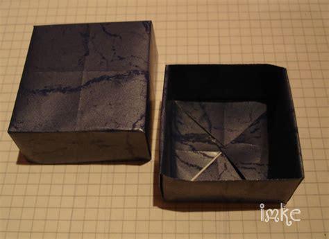 Schachtel Falten  Mit Bilderanleitung Bastelfrau