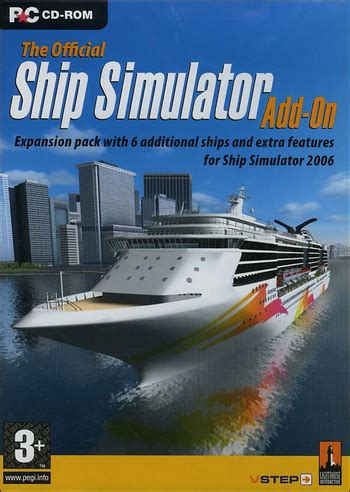Schip Expansion by Ship Simulator 2006 Expansion Pc Discshop Se