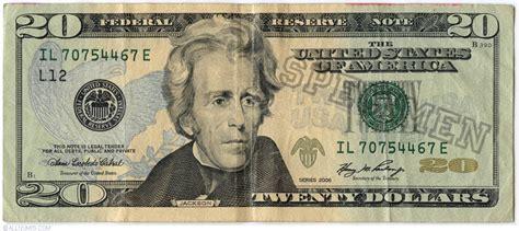 20 Dollars 2006 (l), 2006 Series