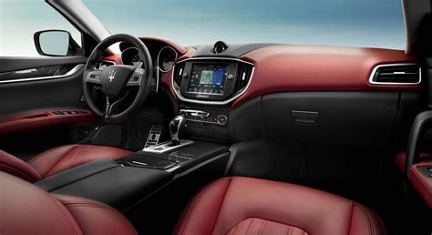 new maserati interior 2014 maserati ghibli s q4 interior overpowering