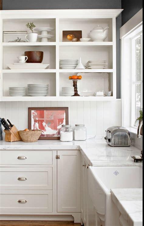 kitchen open cabinets cottage farmhouse kitchens inspiring in white fox Farmhouse