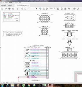 Cummins Qsx15 Powercommand 3200 3666466-01 Wiring Diagram