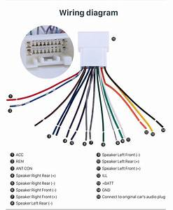 12 Wiring Diagram Car Radio For You