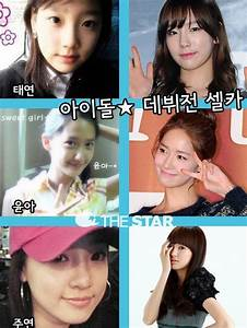 [en][de] Pre-debut photos of Taeyeon, YoonA and Jooyeon ...