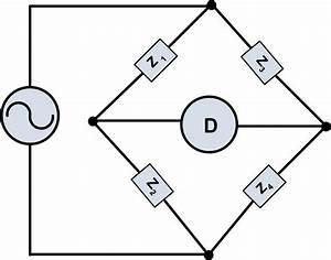 Capacitance Bridge Working Principle