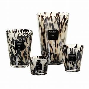 Bougie Baobab Soldes : acheter baobab collection bougie parfum e perles perles noires 10 cm amara ~ Teatrodelosmanantiales.com Idées de Décoration