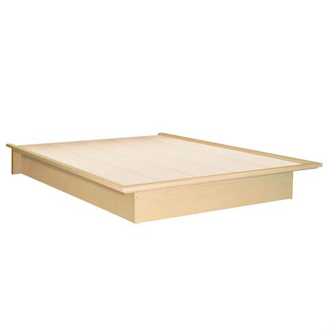 """South Shore Copley Full Platform Bed (54"""") By Oj Commerce"""