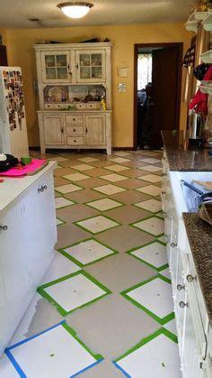 paint linoleum floor kitchen how to paint linoleum kitchen floors home 3948