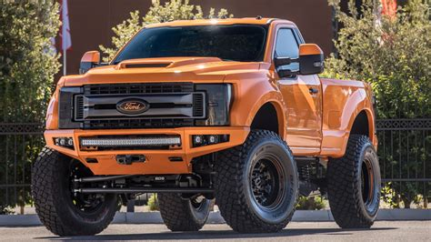 Ford Raptor 250 by 2017 Ford F 250 Duty Xlt By Bds Suspension Wallpaper