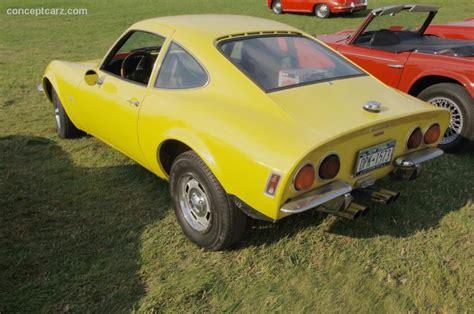 Opel Gt 1970 by 1970 Opel Gt Image