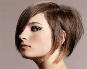 Coupe Femme Carré : coupe de cheveux en carre plongeant ~ Melissatoandfro.com Idées de Décoration