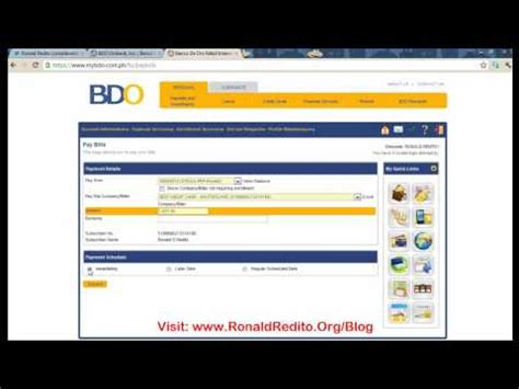 Check spelling or type a new query. 【How to】 Pay Metrobank Credit Card Using Bdo Online