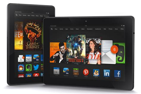 Amazon Kindle Fire HDX - World's Fastest Tablets
