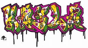 Graffiti Name: Kayla by Cheetahclub84 on DeviantArt