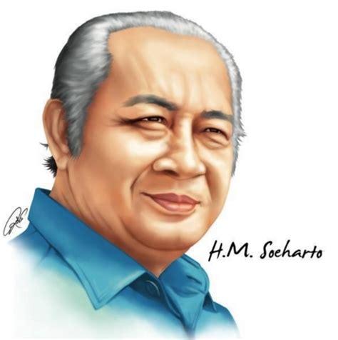 Biografi Soeharto Dalam Bahasa Inggris Singkat Jelas
