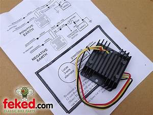 Electrical    Charging System    Regs  Rectifiers    12v