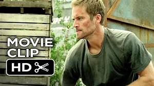 Brick Mansions Movie CLIP - Graffiti Fight (2014) - Paul ...