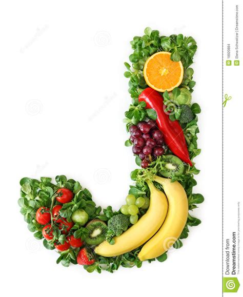 letter l made of fruit and vegetable stock photo fruit and vegetable alphabet stock photo image of white 55981