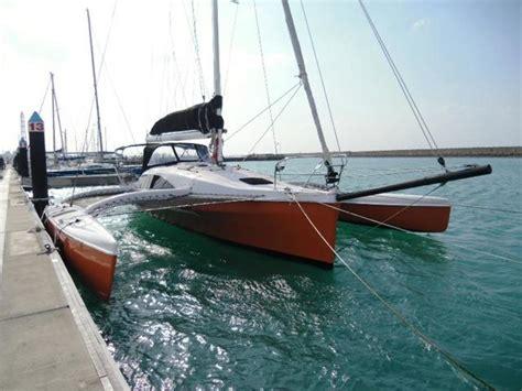 Trimaran Sailboat by 2012 Used Corsair 37 Trimaran Sailboat For Sale 200 000