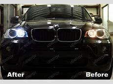 BMW Angel Eyes LED Angel Eye Bulbs For BMW E90 E92 328i