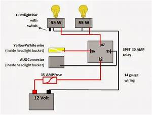 Liberty Light Bar Wiring Diagram 2011