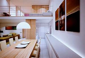 Interior, Home, Design, Ideas, With, Wooden, Accents, By, Marc, Canut