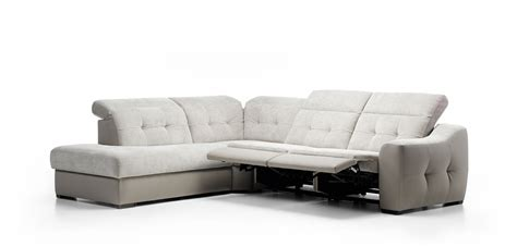 Contemporary Sofa Recliner by Contemporary Recliner Sofa Sets Fabulous White Leather