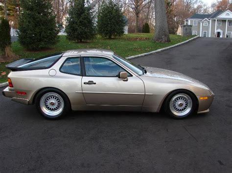 porsche 944 silver porsche 944 review and photos